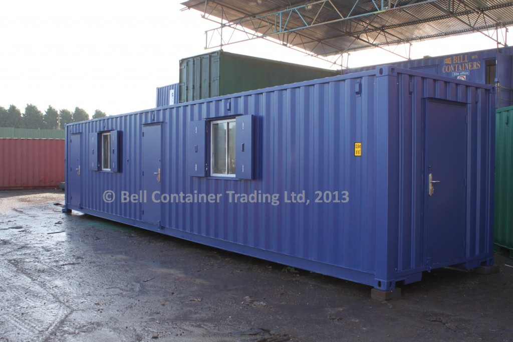 new, 40ft container conversion (multi-use unit)
