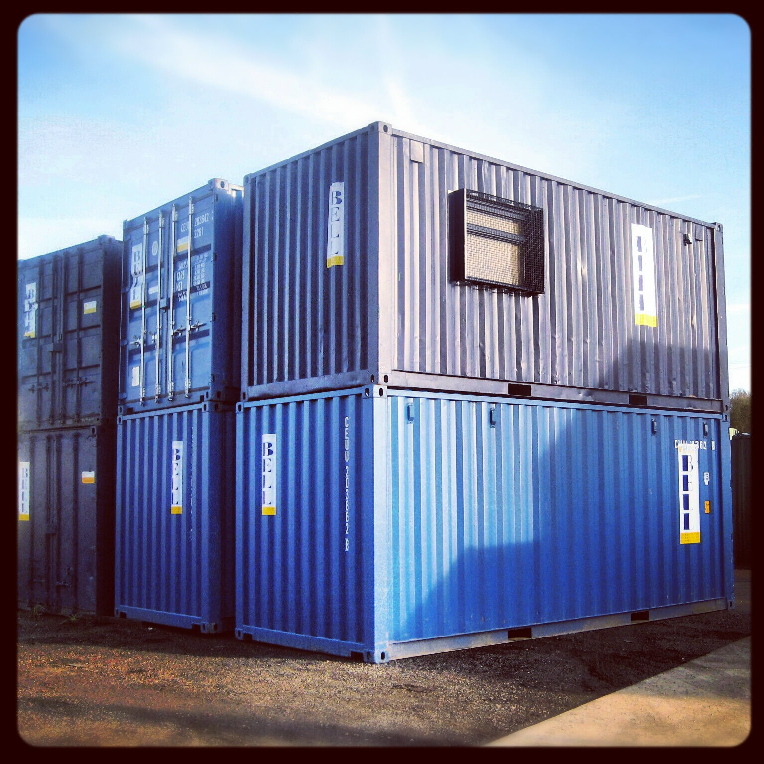 Container sales exeter youth