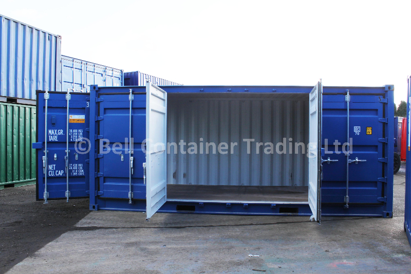 20ft side loading containers - ideal for popup conversions | Pop-up ...